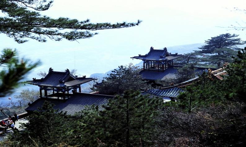 中国五岳第四篇----恒山 - 苍南县风景旅游协会
